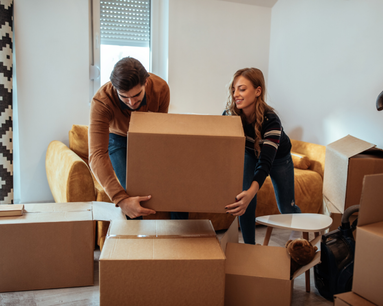 what to know about the move in date
