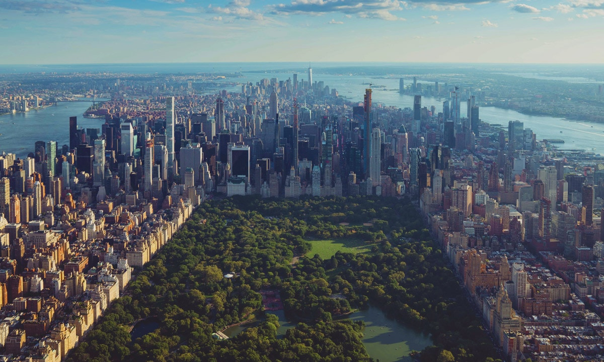 the most eco-friendly buildings in nyc