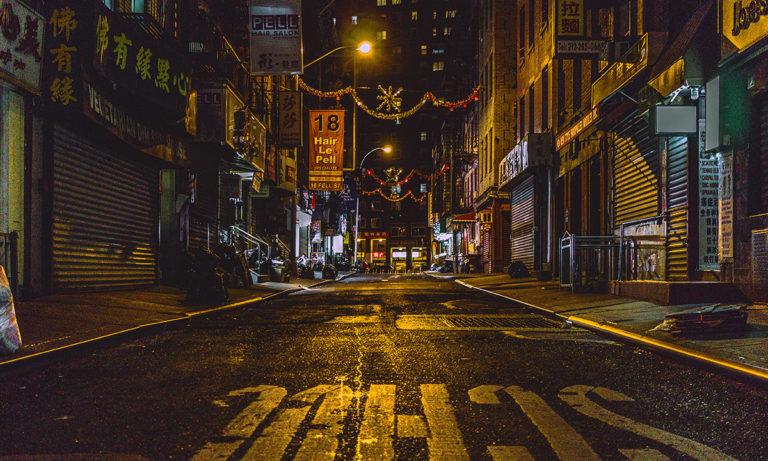coronavirus and new york city