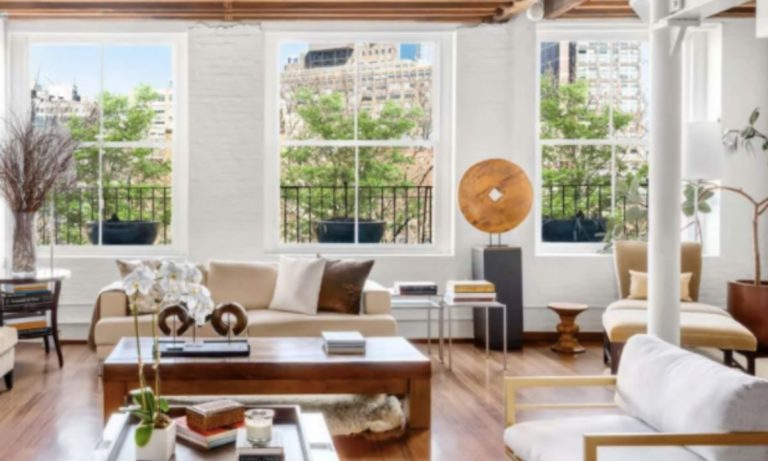 beautiful loft apartments in nyc
