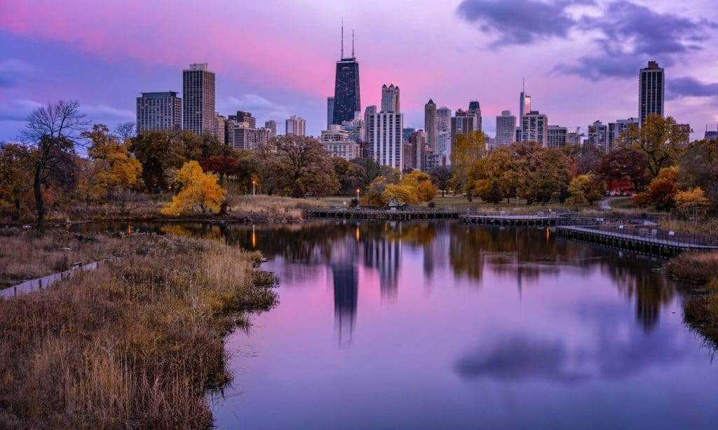 best price-to-rent ratio in Chicago