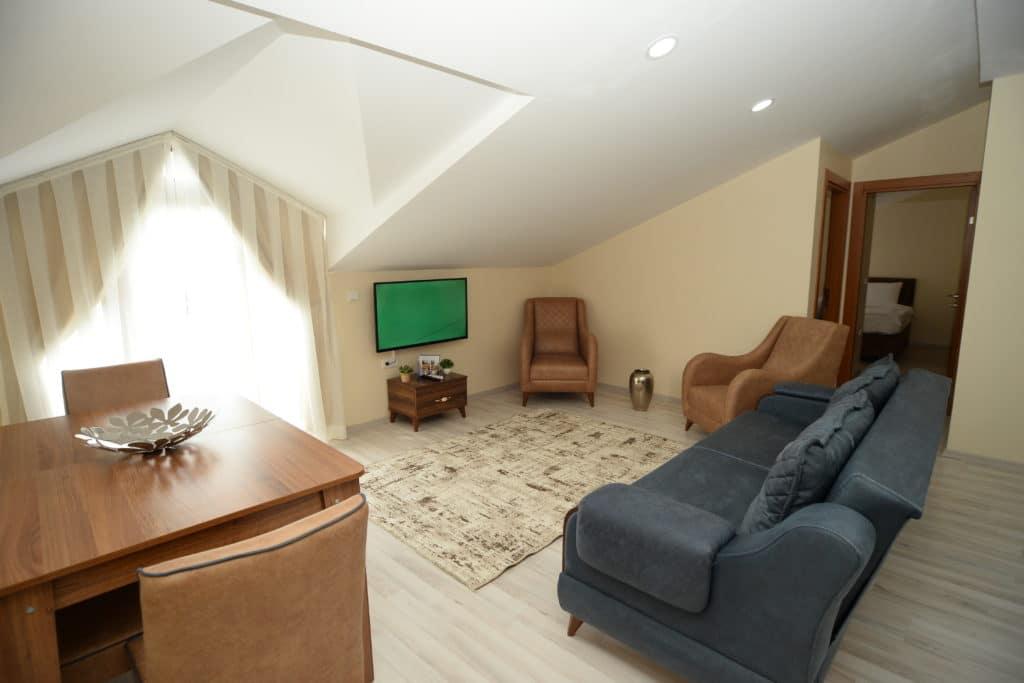 Converting attic or basement into unit
