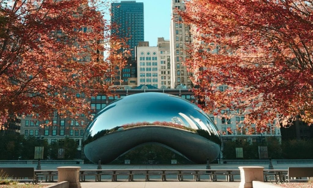 what is cloud gate chicago