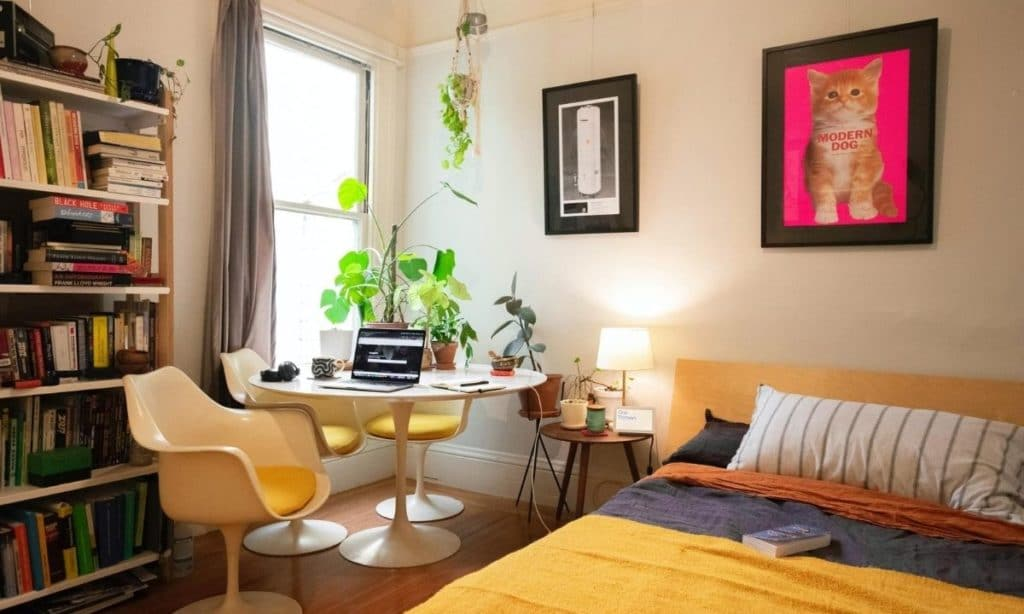how to make an office at home nyc