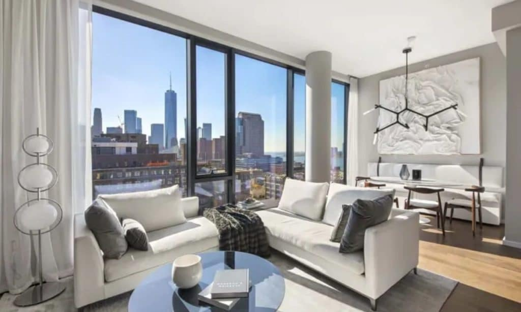 the best place to live in hudson square