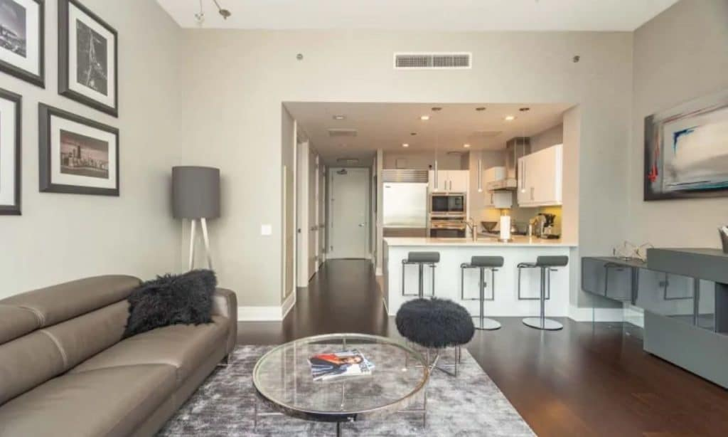 renting in trump tower chicago
