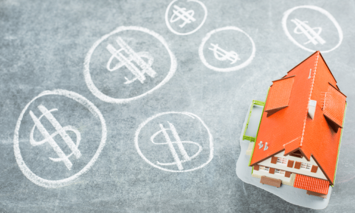 mortgage through a bank or lender