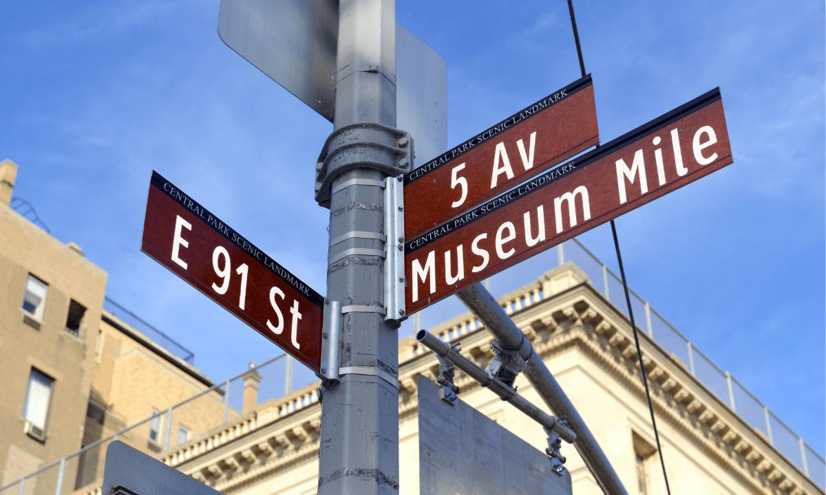 Virtual museum tours nyc