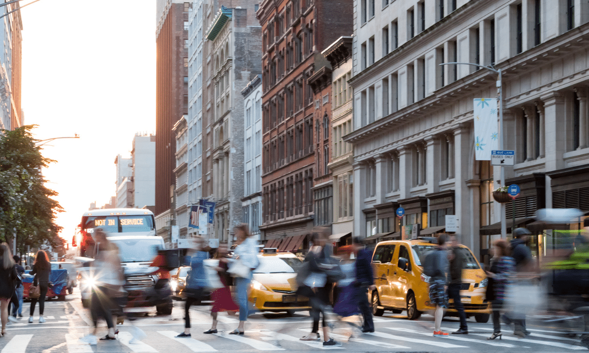 how to be a new yorker