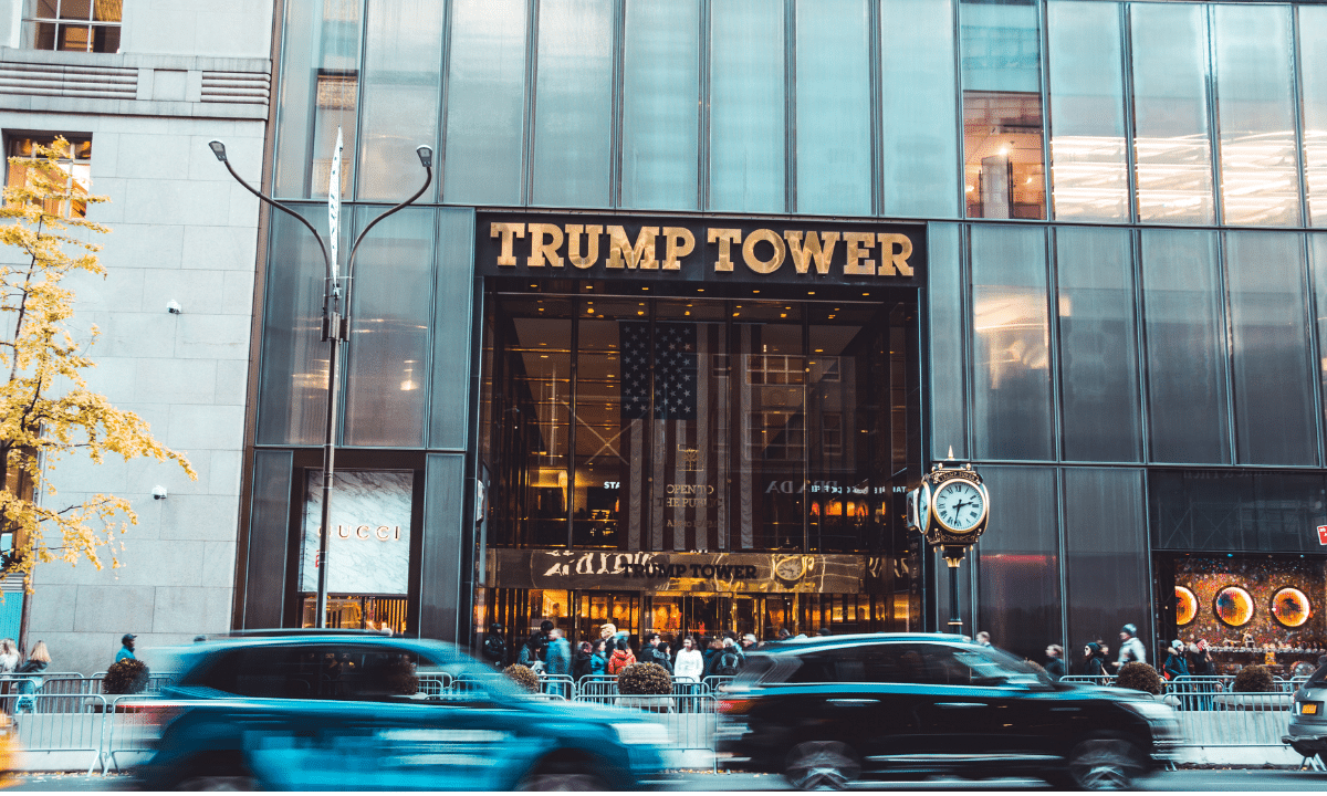 Trump properties nyc