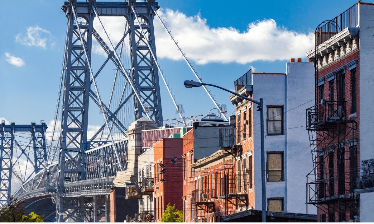 Williamsburg Brooklyn history