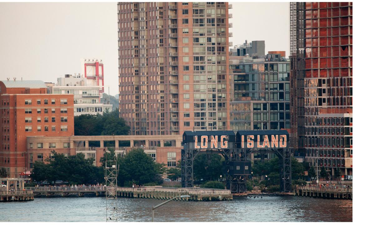 Long island city art gallery