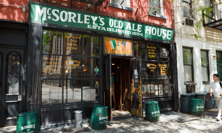 St. Patrick's Day NYC